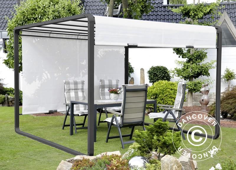 Gartenpavillons für eine gelegentliche und dauerhafte Verwendung