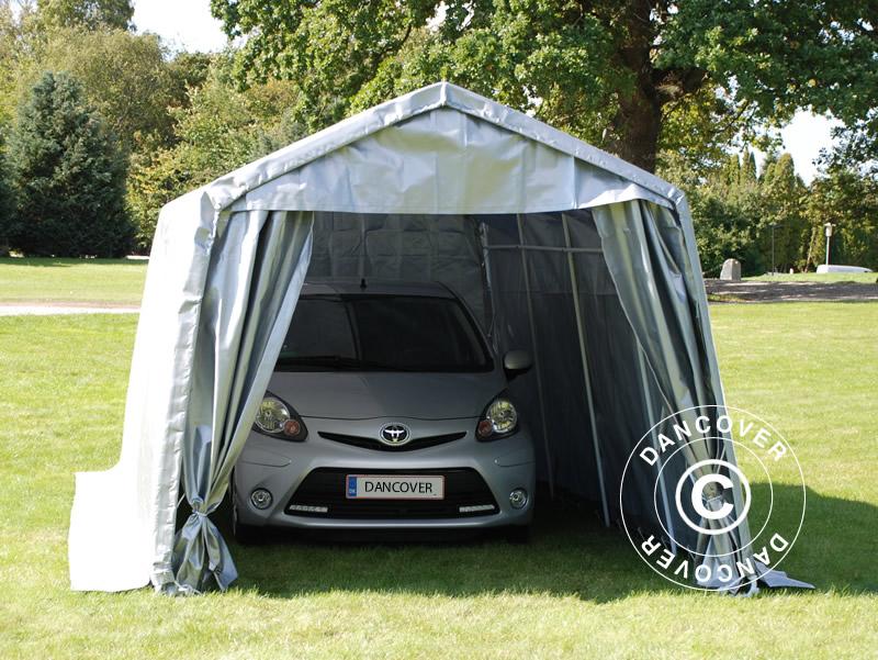 Transportierbare Garagen – die flexible Lösung