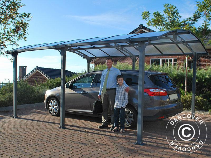 Ein Autoabstellplatz von Dancover schützt Ihr Auto jeden Tag