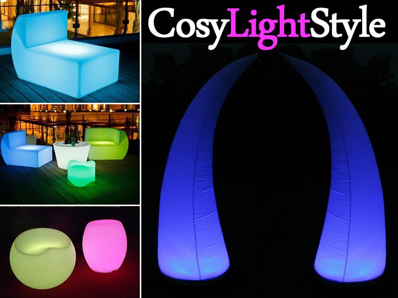LED-Beleuchtung für Unternehmer