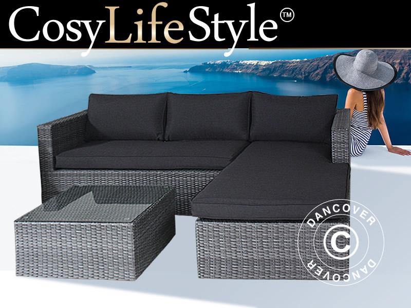 Elegantes Lounge-Set zum günstigsten Preis aller Zeiten!
