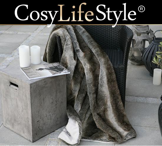 Decken und Überwürfe für Wärme und Komfort